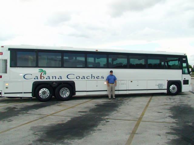 cabana coaches